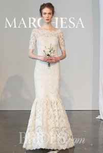 Marchesa Marchesa Wedding Dress