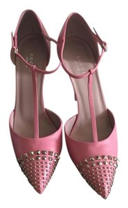 Gucci GLOSSY PINK Pumps