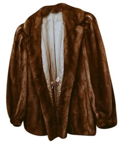 The Evans Collection Fur Coat