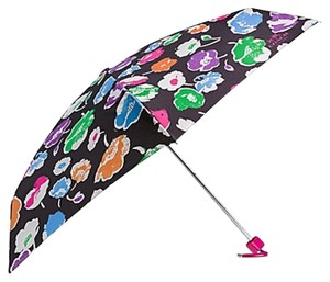 Coach NWT COACH Umbrella WILD FLOWER RAINBOW MULTI F65811