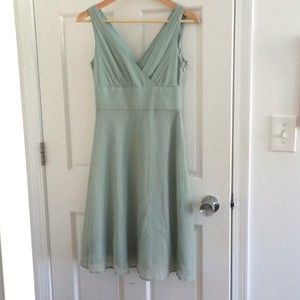 J.Crew Dusty Shale Sophia Dress