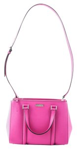 Kate Spade Saffiano Satchel in pink