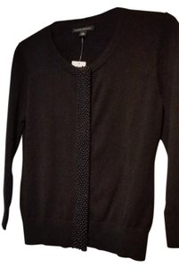Banana Republic Beaded Button Down Sweater