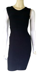 BCBGMAXAZRIA Bodycon Bandage Stretch Dress