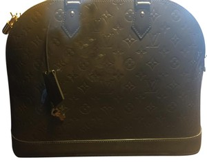 Louis Vuitton Tote in Olive Green