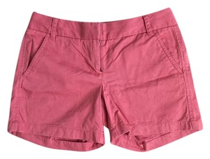 J.Crew Shorts Nantucket Red