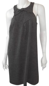 Martin + Osa short dress Grey on Tradesy