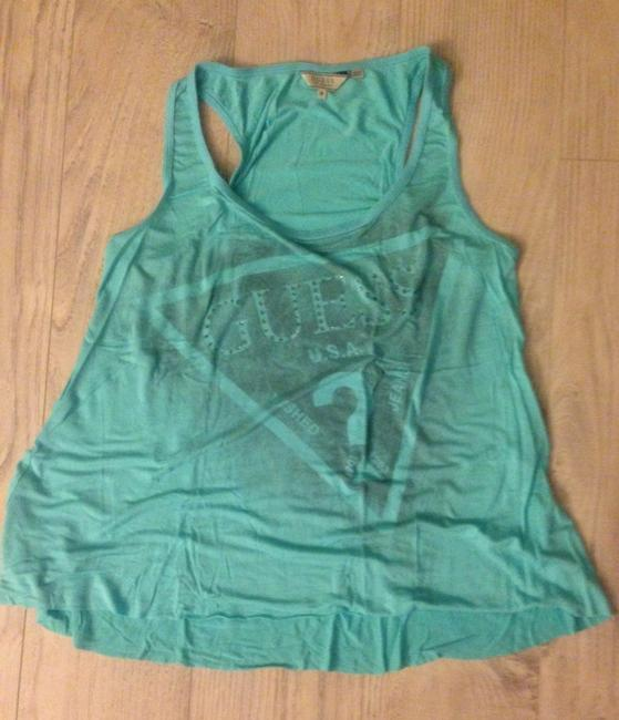 Guess Top Turquoise