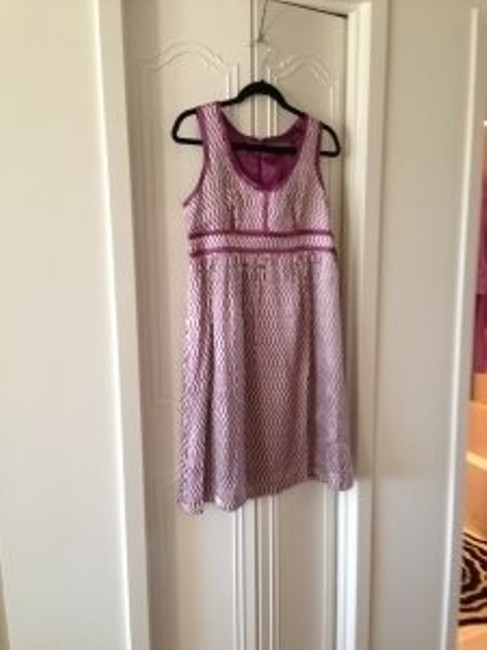 Proenza Schouler for Target short dress purple print Sleeveless on Tradesy