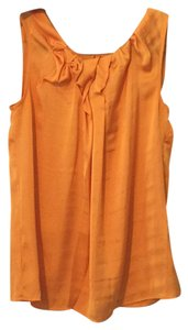 Violet & Claire Top Orange