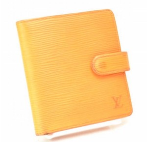 Louis Vuitton Authentic Louis Vuitton Wallet Epi