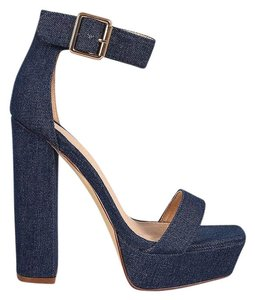 Liliana Denim Platforms