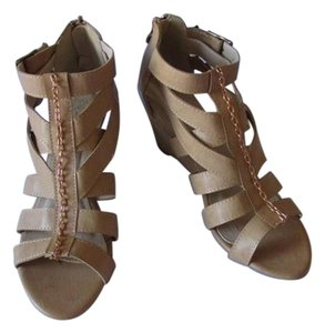 Other Comfortable Casual Nice Beige Wedges