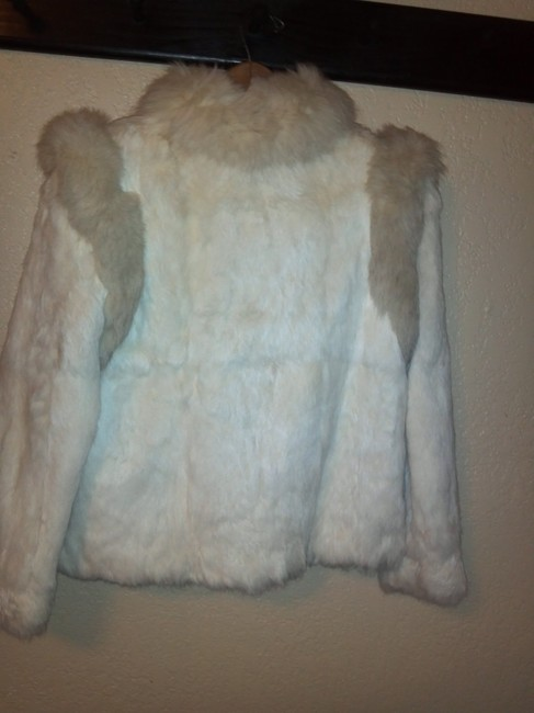 Other Rabbit Luxe Glamour Fur Coat