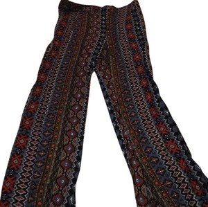 Forever 21 Wide Leg Pants Multi