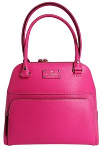 Kate Spade Leather Classic Tote in Pink