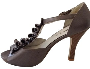 Madden Girl Gray Platforms