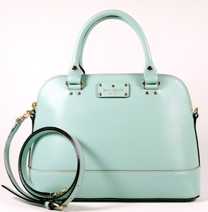 Kate Spade Satchel in Robins Egg Blue