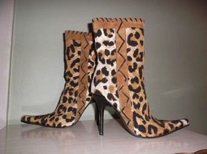 Casadei BROWN/BLACK Boots