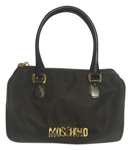 Moschino Mini Nylon Casual Cross Body Bag