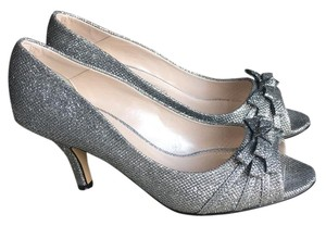 Caparros Silver Sparkle Formal