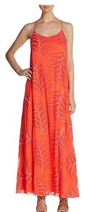 ORANGE Maxi Dress by Alice + Olivia