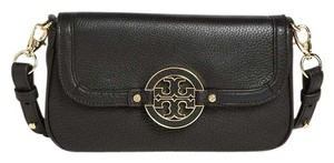 Tory Burch Leather Wallet Cross Body Bag