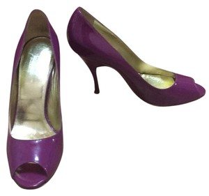 Dolce&Gabbana Purple Pumps