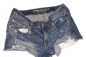 American Eagle Outfitters Cut Off Shorts Denium