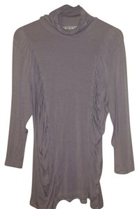Vintage Suzie Top Grey