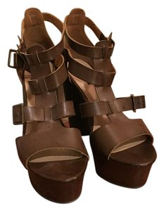 Forever 21 Brown Wedges