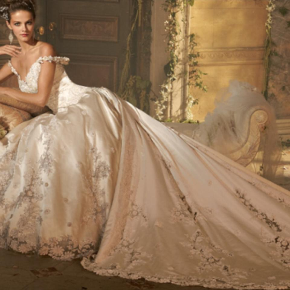 Eve of Milady Wedding Dresses - Up to 90% off at Tradesy