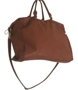 Other Ebags Brown Faux Brown Chocolate Travel Bag