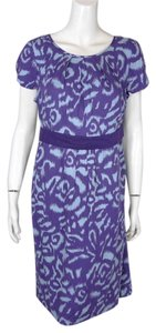 Boden Belted Printed Dress