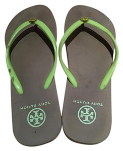 Tory Burch Neon Flipflop Summer Fashion Sandals