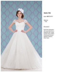 Anais Collezioni Ab13-011 Wedding Dress