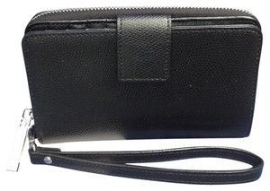 Halogen Halogen Wristlet Zip Closure Women's Wallet