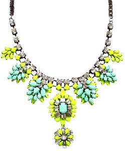 Elliot Francis Mint Stroid Statement Necklace