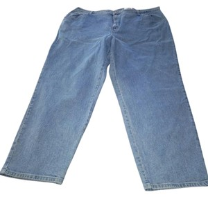 Just My Size Relaxed Fit Jeans-Light Wash