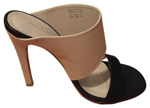 ALDO Black & Nude Pumps