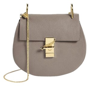 Chloé Grayleather Cross Body Bag