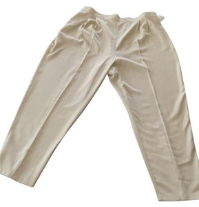 TR Bentley Plus Straight Pants Ivory