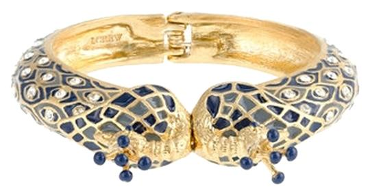 J.Crew J Crew Peacock Bangle - Sold Out Everywhere!!