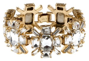 J.Crew J Crew Squared Starburst Crystal Bracelet - SOLD OUT EVERYWHERE!