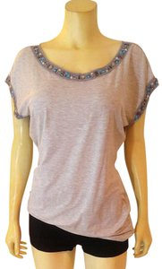 Other P2068 White House Black Market Size Medium Top gray,