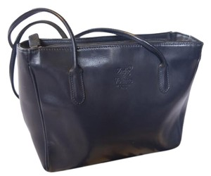 Zadig & Voltaire Satchel in Deep Navy
