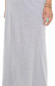 Heather grey Maxi Dress by Splendid maxi skirt/tube dress
