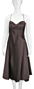 Nicole Miller Sleeveless Spaghetti Strap Dress