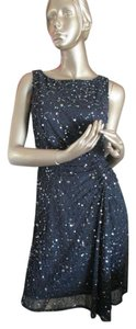 Patra India Sequin Sleeveless Dress