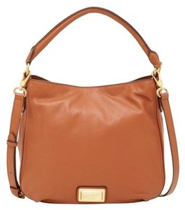 Marc by Marc Jacobs Leather Take Your Hobo Bag